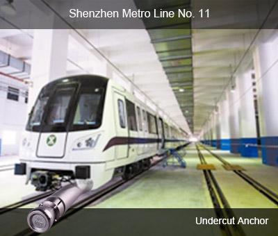 Shenzhen Metro Line No. 11