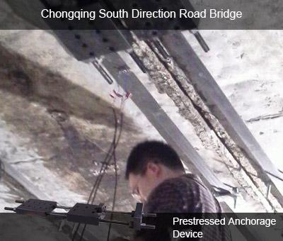 Chongqing South Direction Road Bridge