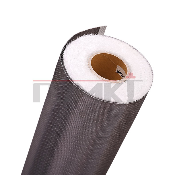 NJMKT 12K unidirectional carbon fiber fabric 300g