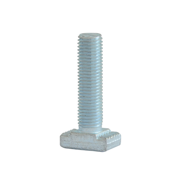 T-shape anchor bolt