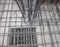 What are the construction process of planting bar adhesive?