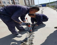 It is very important to choose good structural reinforced adhesive to prevent the pavement from collapsing. - structural reinforced adhesive manufacturer Nanjing Mankate